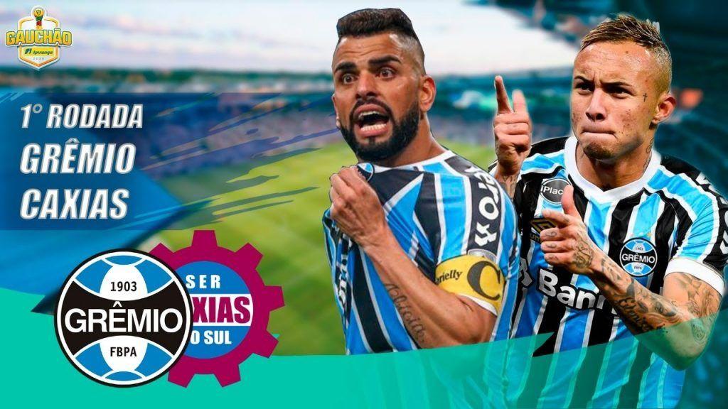 Narracao Online De Gremio X Caxias Futebol Ao Vivo Campeonato Gaucho 2020 Futebol Stats Campeonato Gaucho Futebol Ao Vivo Futebol