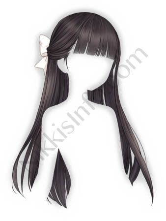Photo of Rose Maiden·Black (Hair)