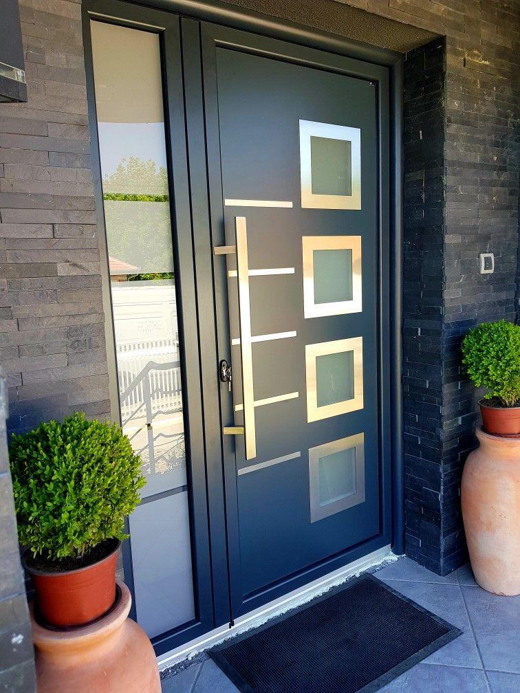 11+ Puertas de herreria modernas para exterior 2020 trends