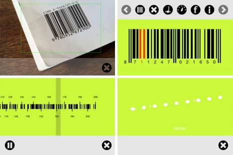 Mobile Music Cool iPhone App Turns Barcodes Into Beats