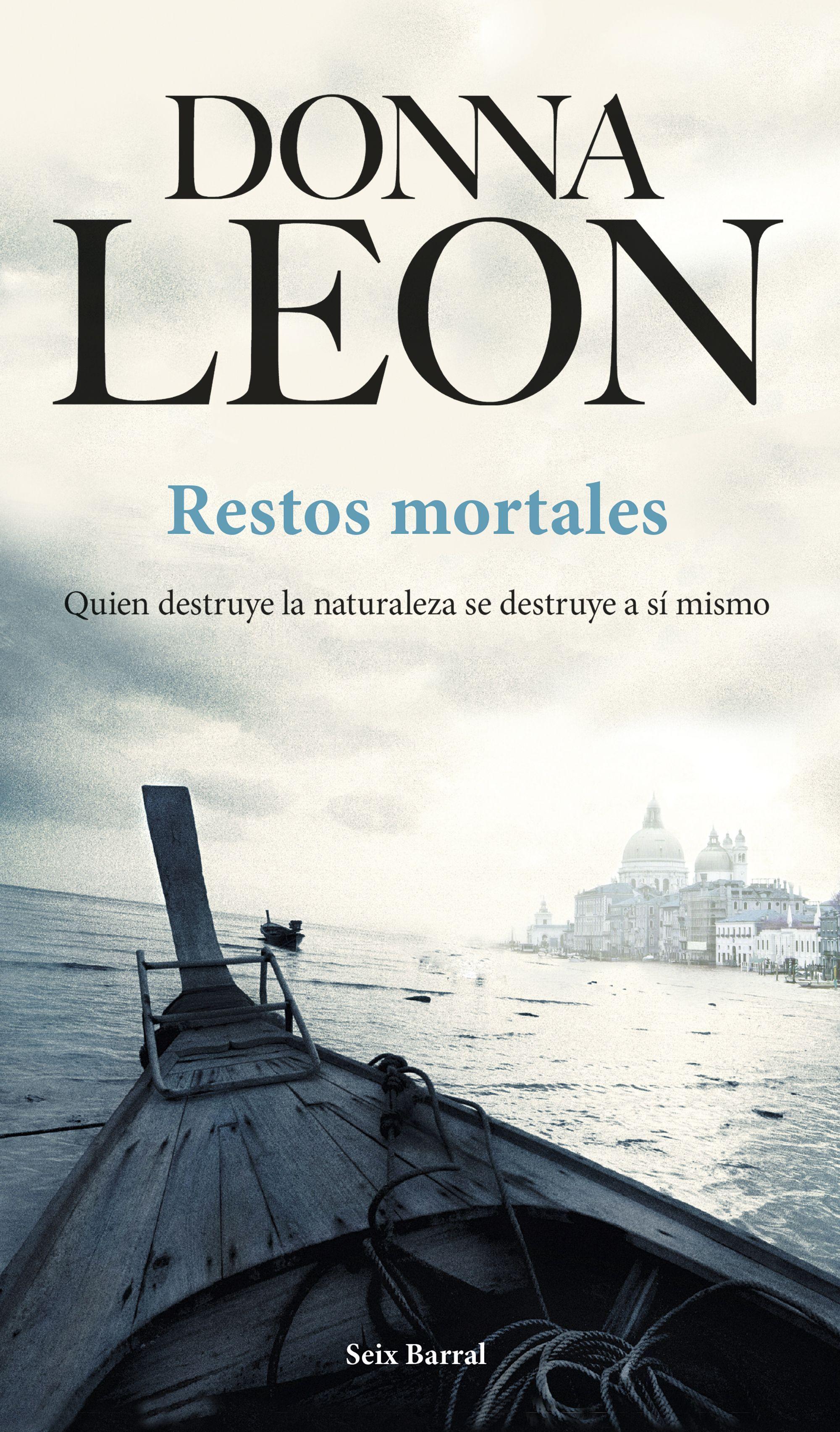 Restos mortales / Donna Leon