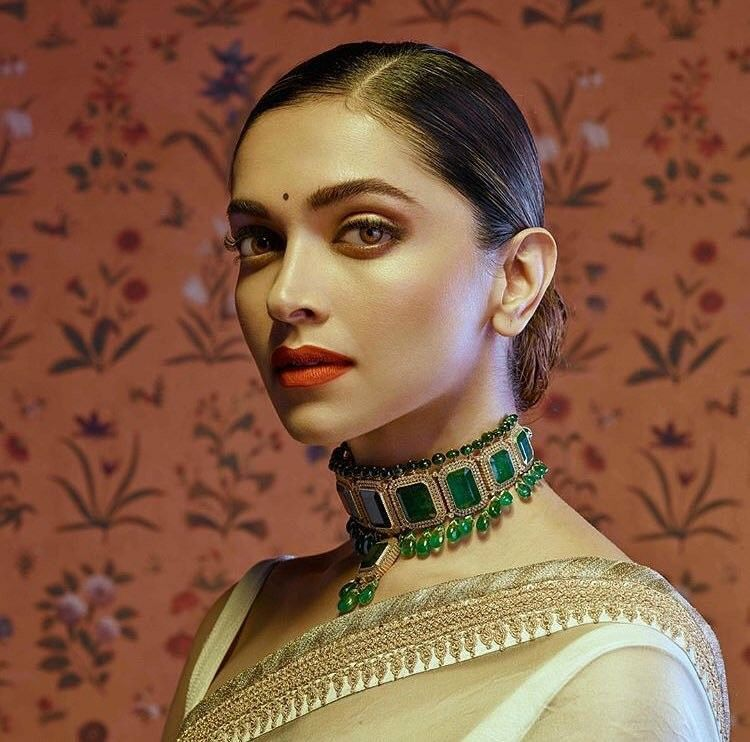 Deepika Padukone | Sabyasachi jewellery, Bridal jewellery ...