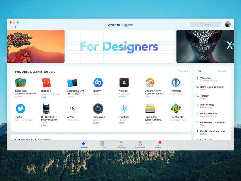 How Do You Get To The Mac App Store