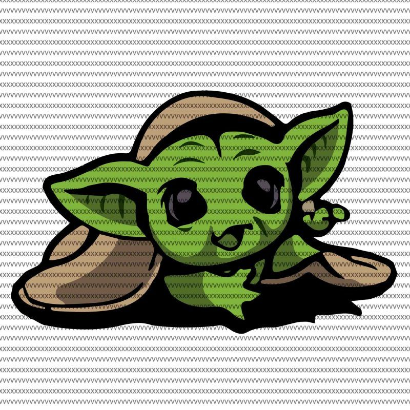 The Mandalorian The Child Svg Baby Yoda Christmas Svg Star Wars Svg Png The Child Png T Shirt Design For Sale Yoda Png Star Wars Baby Baby Svg