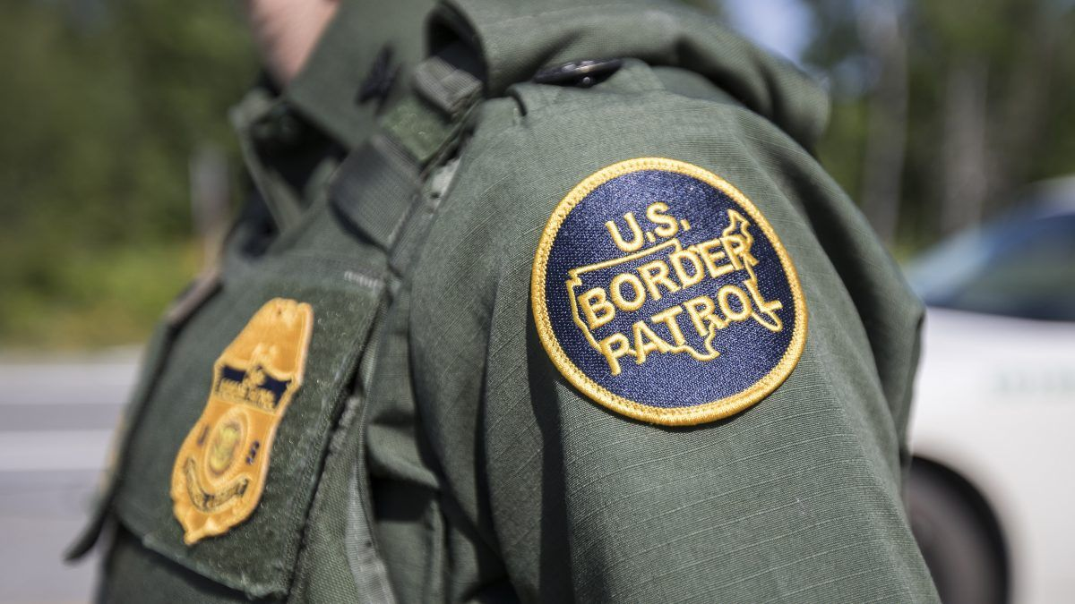 Pin on Border patrol