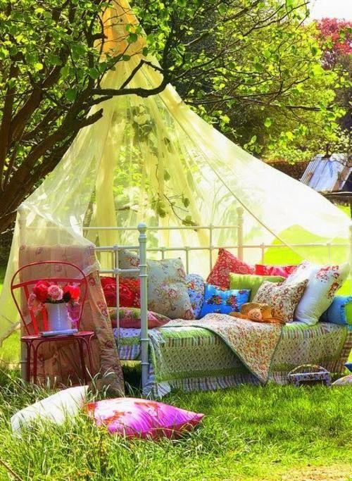 Gartenzubehör  Gartendeko und Gartenzubehör luftig gardinen   Garden & -Design ...