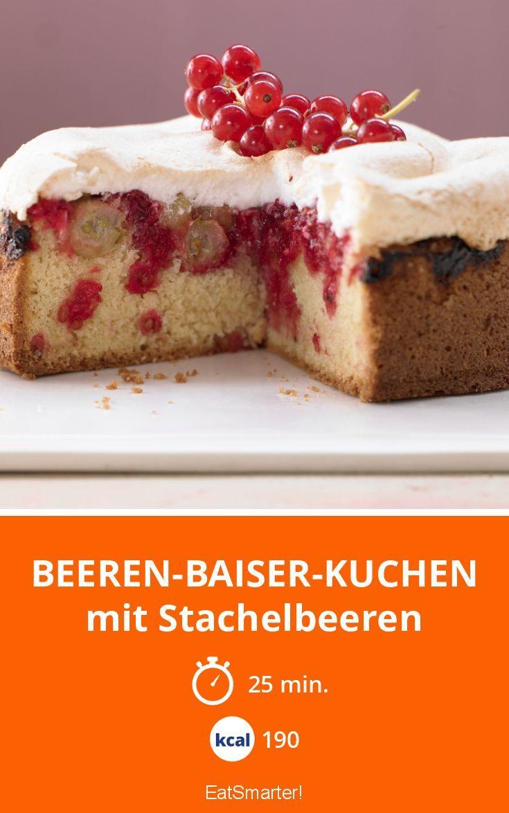 Beeren Baiser Kuchen Rezept In 2018 Johannisbeeren Kuchen