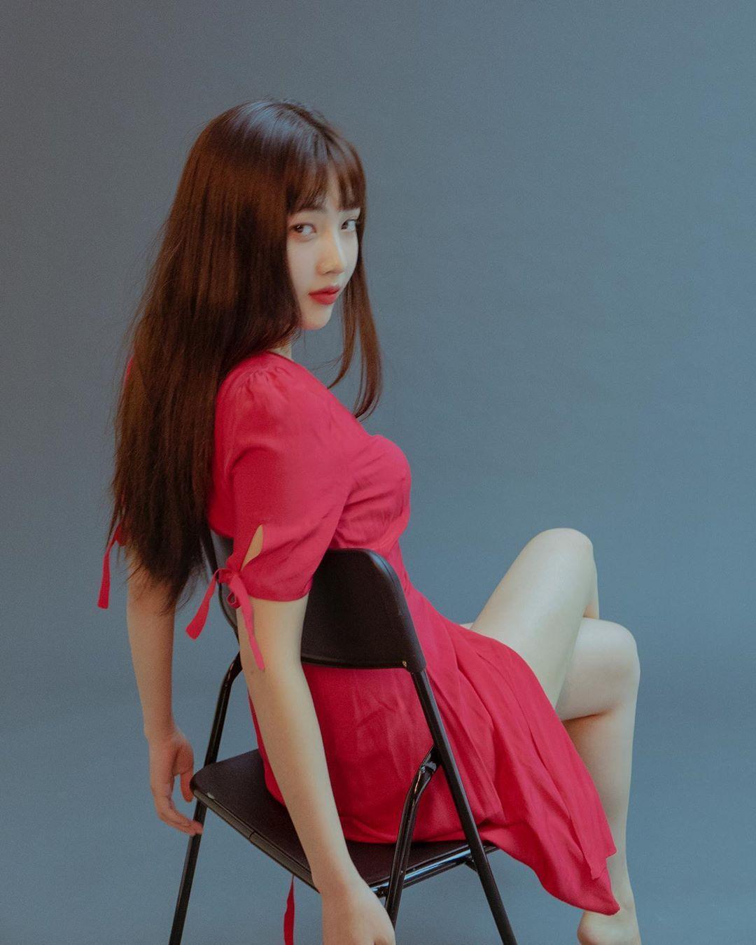 Irene Bae   Nữ thần, Red velvet