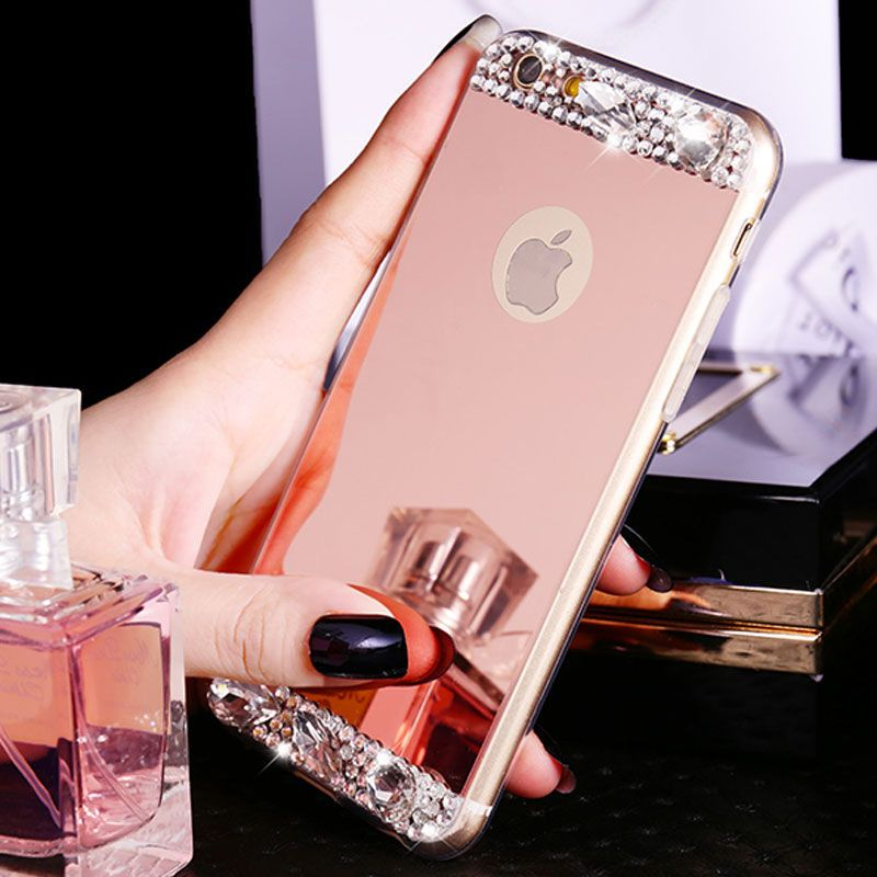 coque iphone 7 girly strass