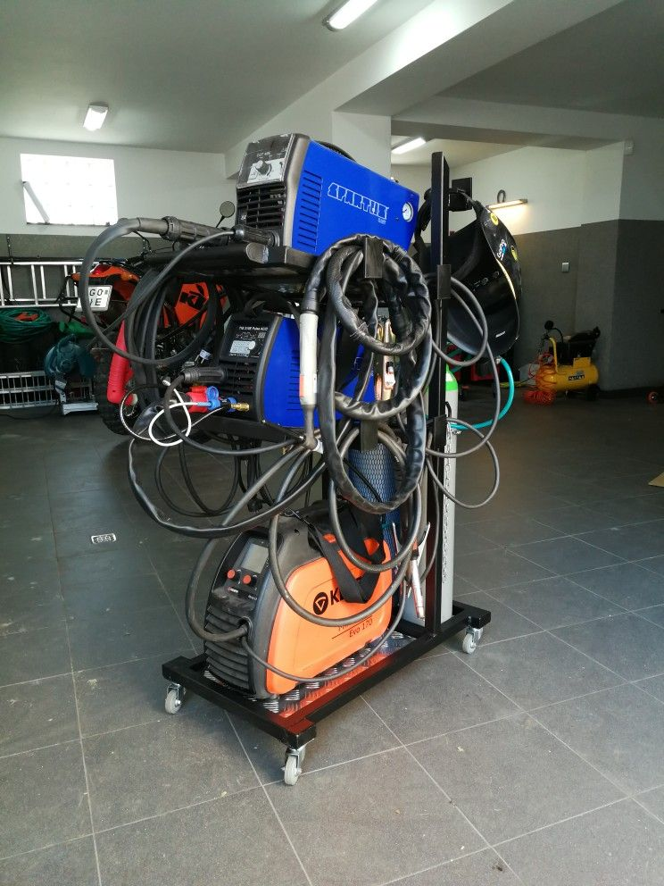 Ultimate welding cart diy welding projects pinterest diy ultimate welding cart welding cartwelding projectsdiybuild solutioingenieria Image collections