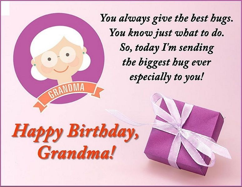 Pin On Birthday Wishes For Grandma