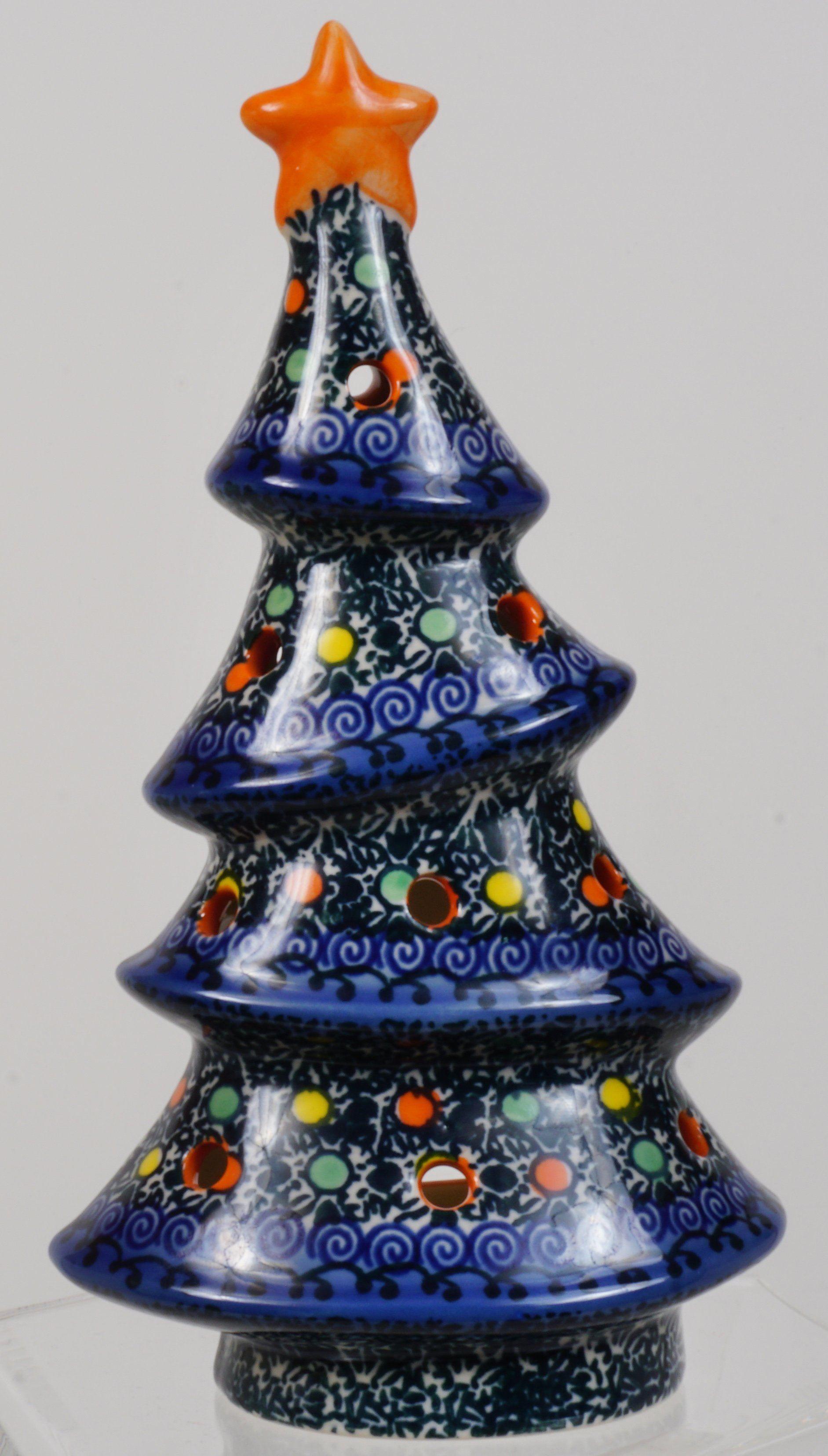 Skinny Christmas Tree Luminary (An)