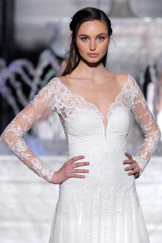 Cute Atelier Pronovias Collection bridal bridalfashionweek wedding weddingdress pronovias