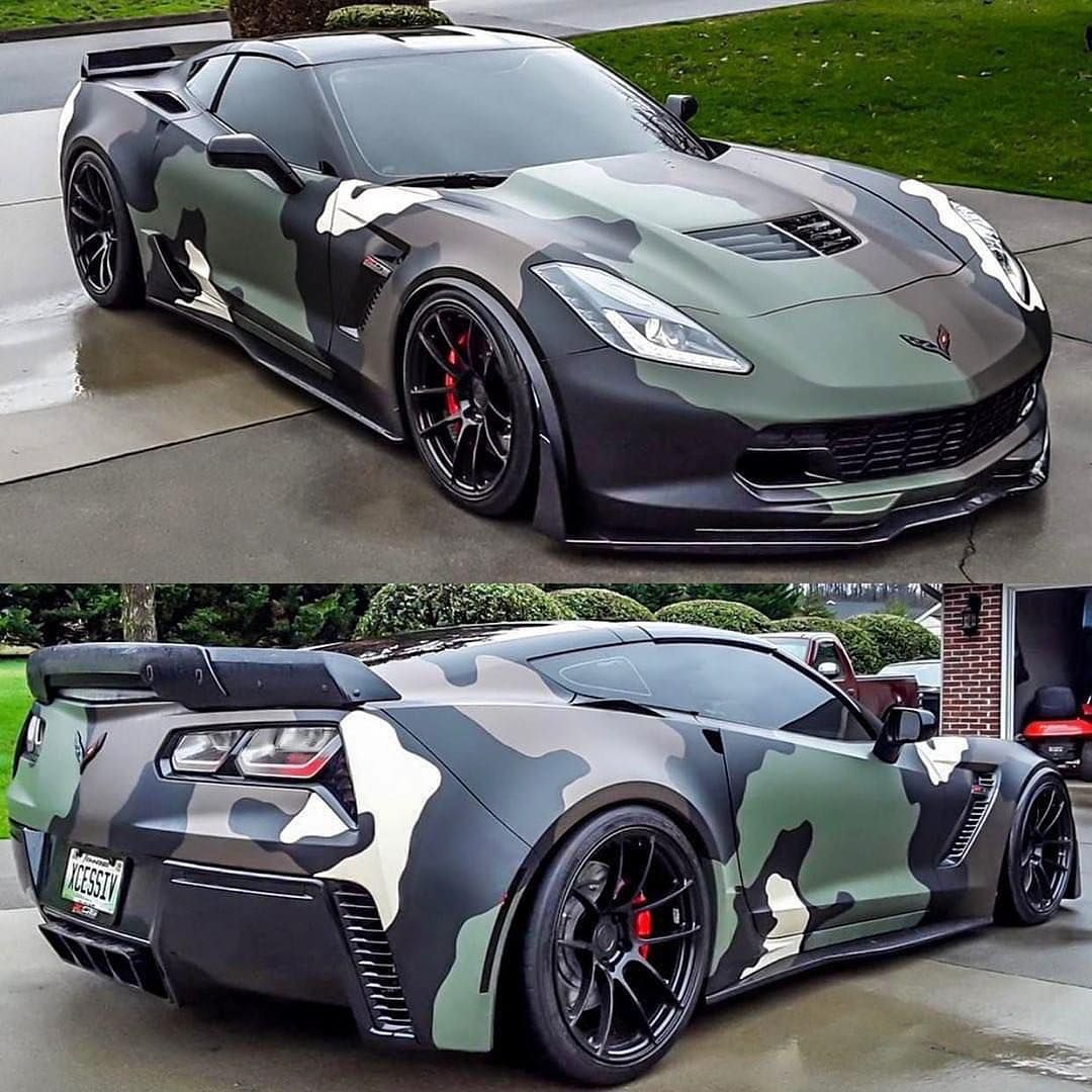 Whip Or Skip This Beautiful Corvette Atlantacustomwraps