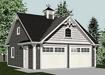 Garage Plans By Behm Design Garage Design Garage Plans Garage Plans With Loft