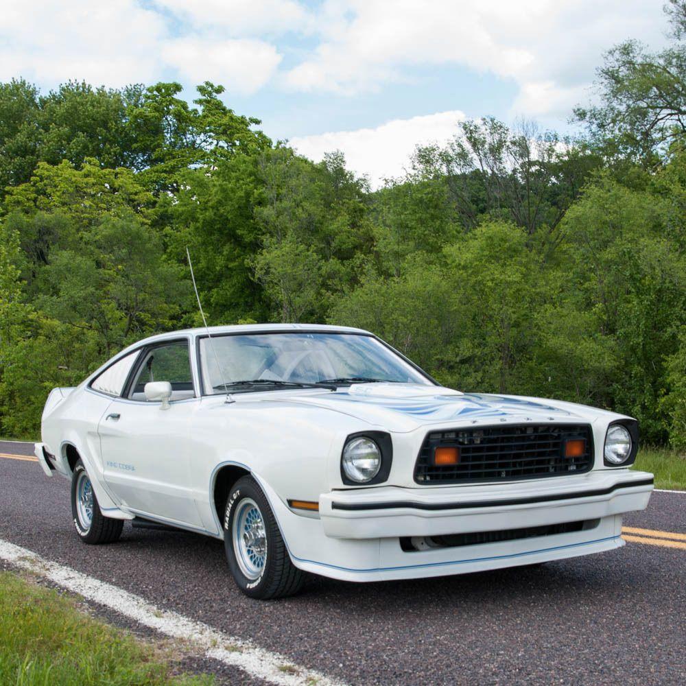 1978 Mustang King Cobra Value