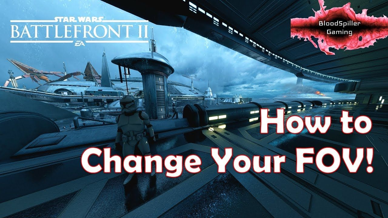 Battlefront 2 How To Change Fov Star Wars Battlefront 2