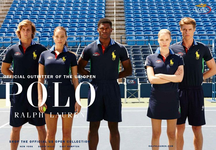 Ralph Lauren 2014 US Open Collection