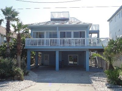 Vrbo 440040 Direct Oceanfront 3 Bedroom Home On No Drive Beach New Smyrna
