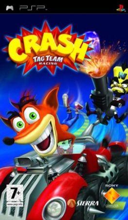 """Képtalálat a következőre: """"crash tag team racing xbox cover"""""""