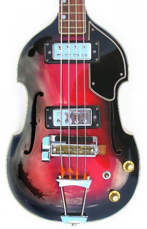 Aria 1420b Violin Bass 68 71