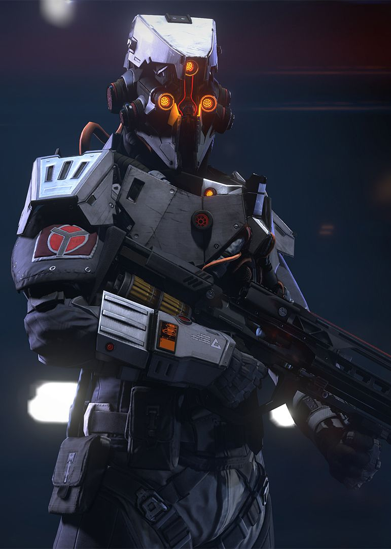 Ps4 Games Science Fiction : Killzone shadow fall deathmatch footage unveiled