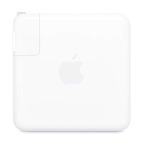 Apple 87W USB-C Power Adapter (for MacBook Pro) best home accessories Offers  from apple