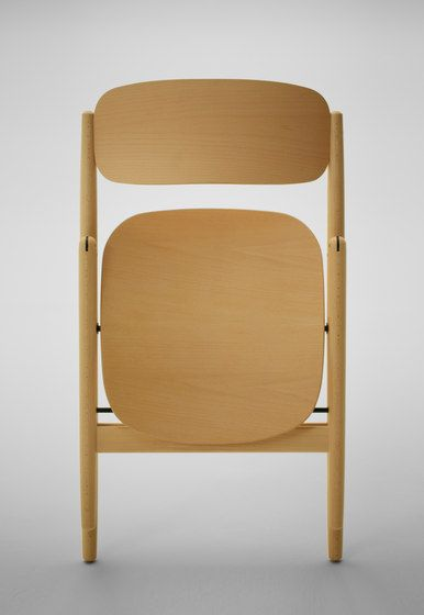 Chairs | Seating | Hiroshima Folding chair | MARUNI | Naoto. Check it out on Architonic