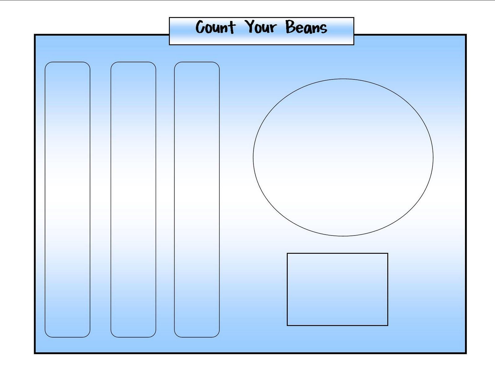 Beginning Place Value Work Can Download Just The Blank