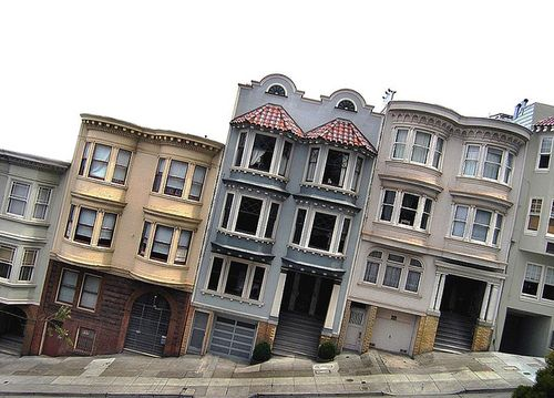 Russian Hill, San Francisco by Dizzy Atmosphere