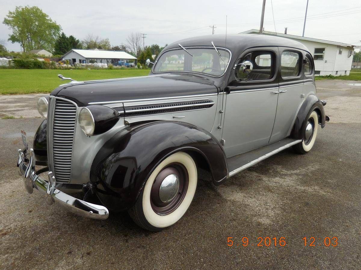 1937 dodge d5 4 door sedan dodge 1925 1949