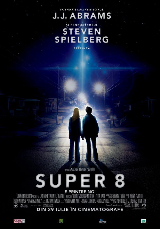 Super 8 Pelicula Completa Steven Spielberg Movies Super 8 Film Good Movies