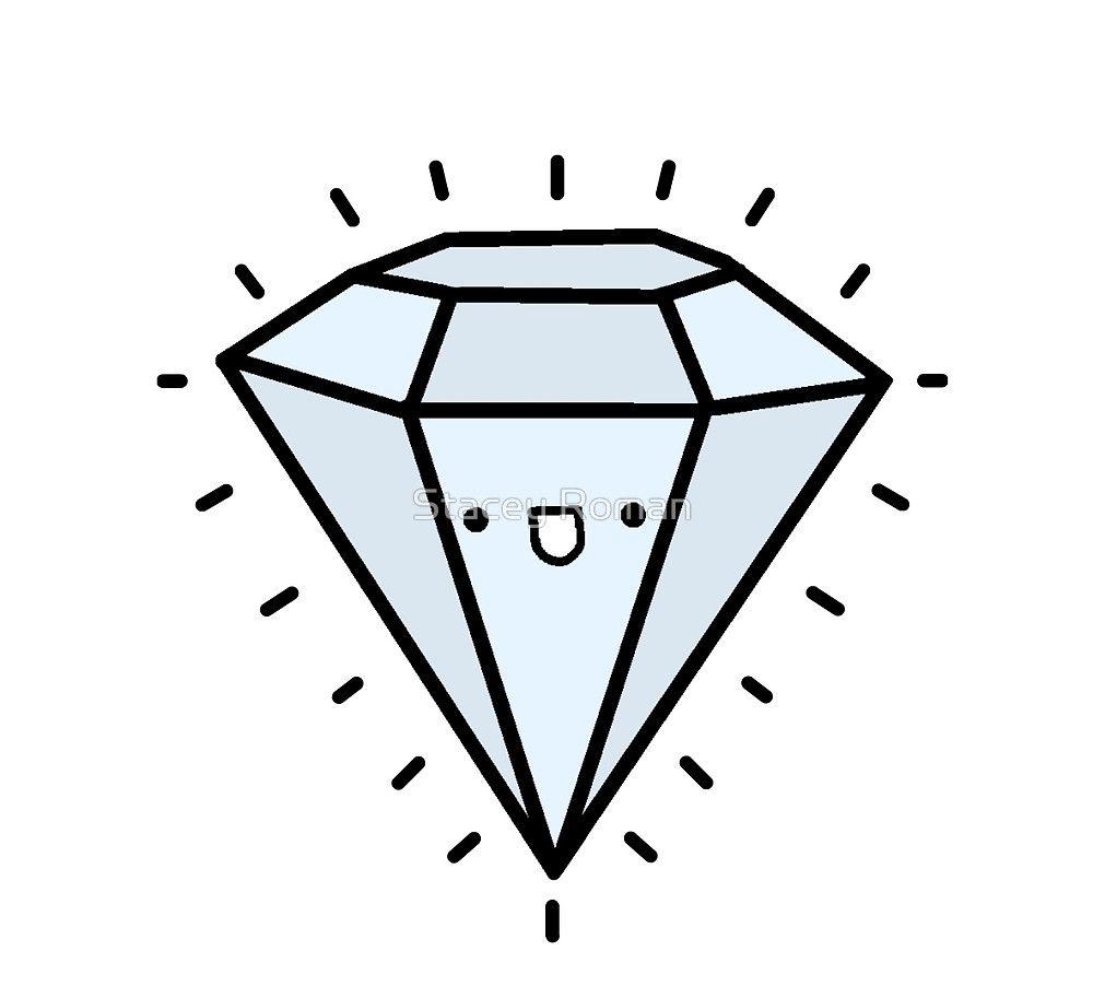 I Like Big Diamonds (and I cannot lie) by Stacey Roman