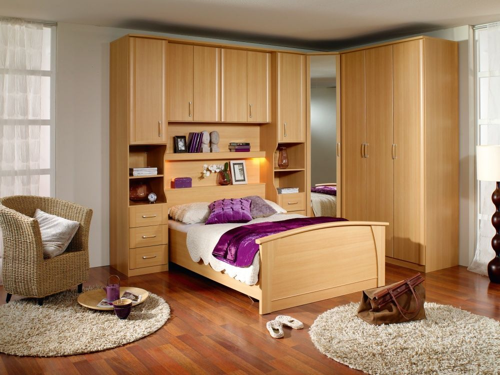Best Furniture Fitted Over Wardrobes Double Bed Small Or 640 x 480