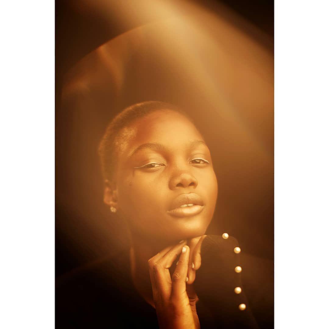 #model #olabisiolaniyan by #selectmodels #testshoot #portraiture #studiophotography by #dotathena