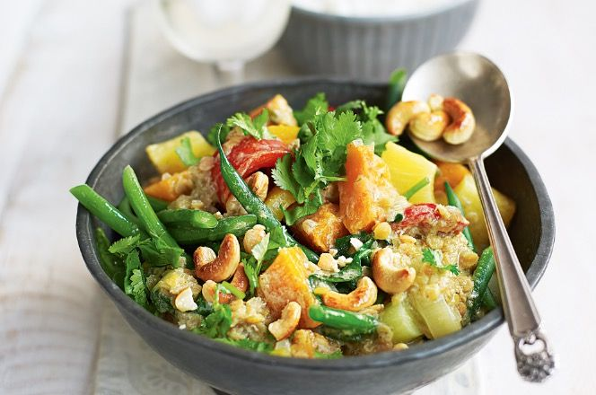Packed with vegetables and flavour, this is a great recipe for a quick and…