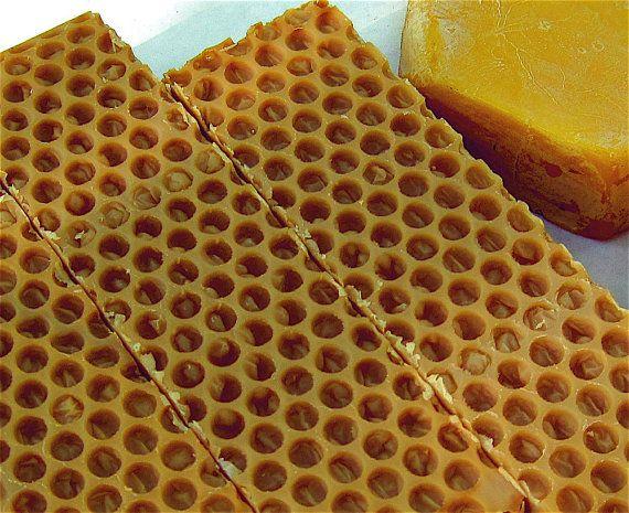 Honey Almond Olive Oil handmade soap by daisycakesoap.