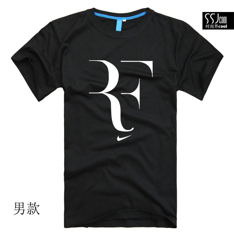 Aliexpress.com   Buy Free shipping Roger Federer RF 2013 Tennis summer new  F logo 7e166b5db2020