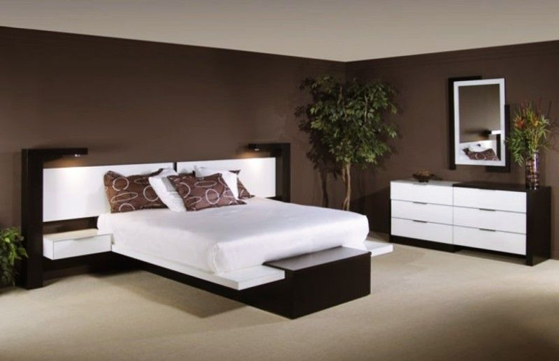 Remarkable Modern Bedroom Furniture Sets With Contemporary Beds