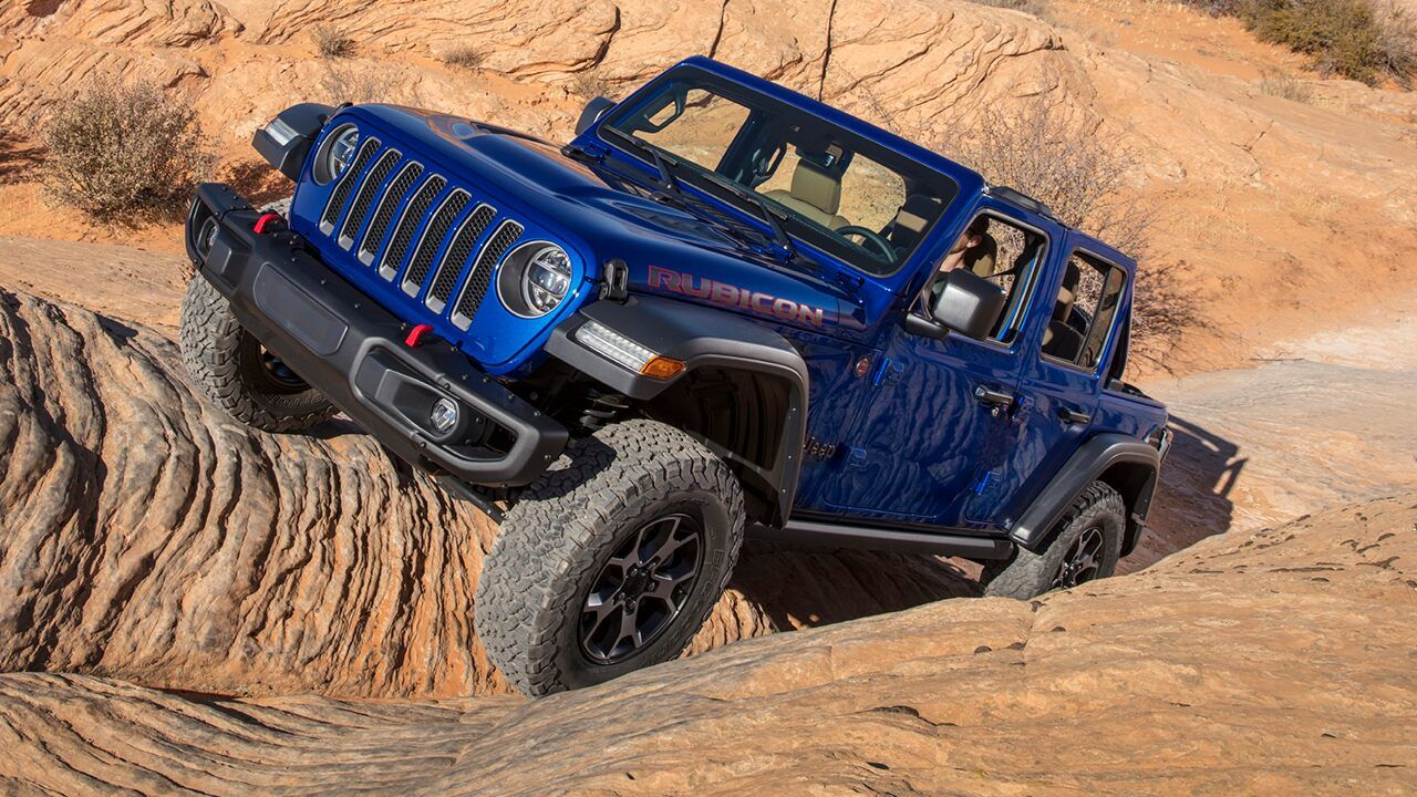 Fox News Plug In Hybrid Jeep Wrangler To Debut At Ces Di 2020