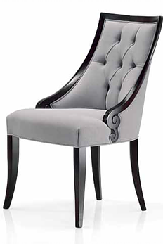 side chairs and luxury dining chairs by beaufort. manufacture