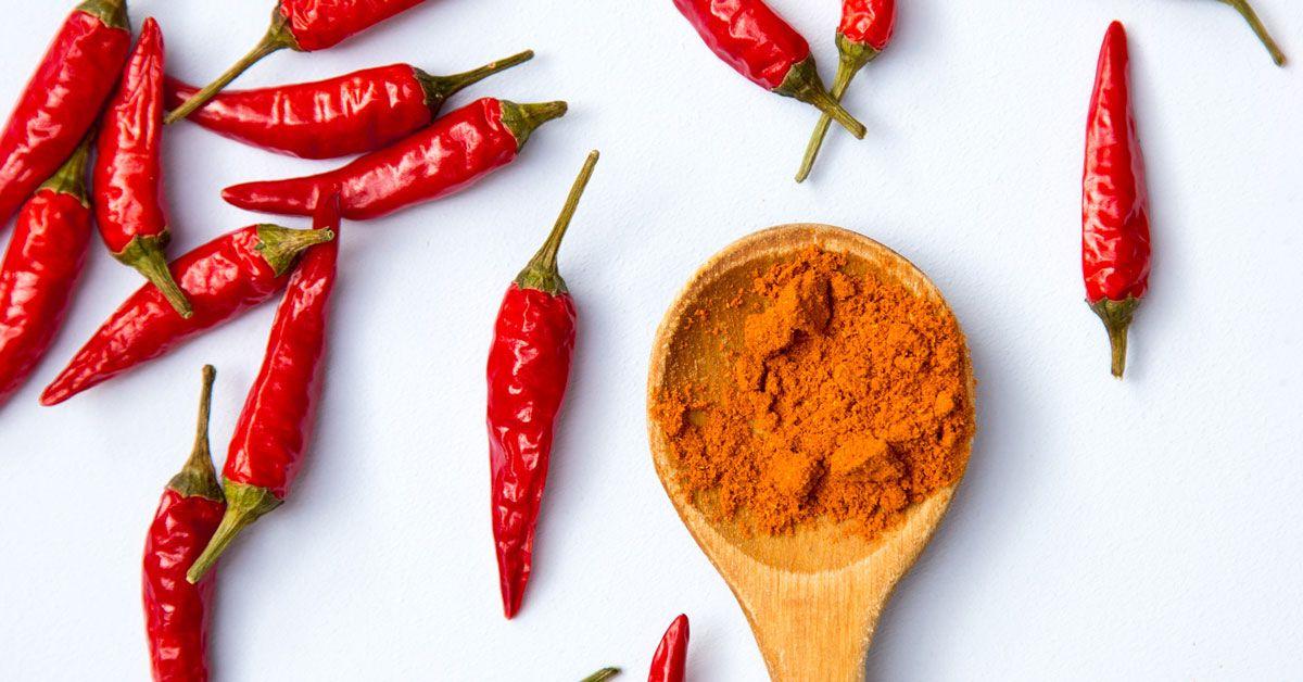 8 Impressive Health Benefits of Cayenne Pepper in 2020