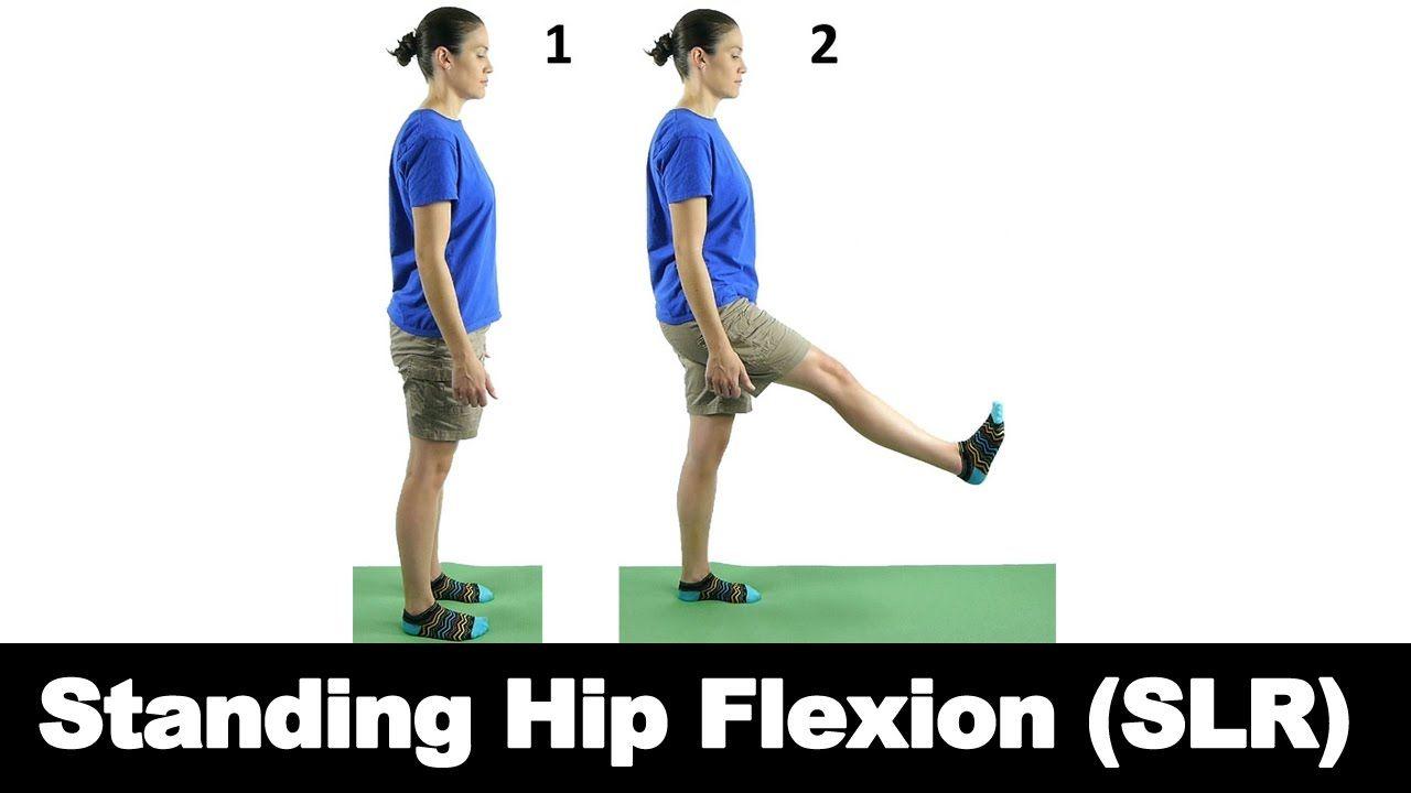 Standing Knee Flexion