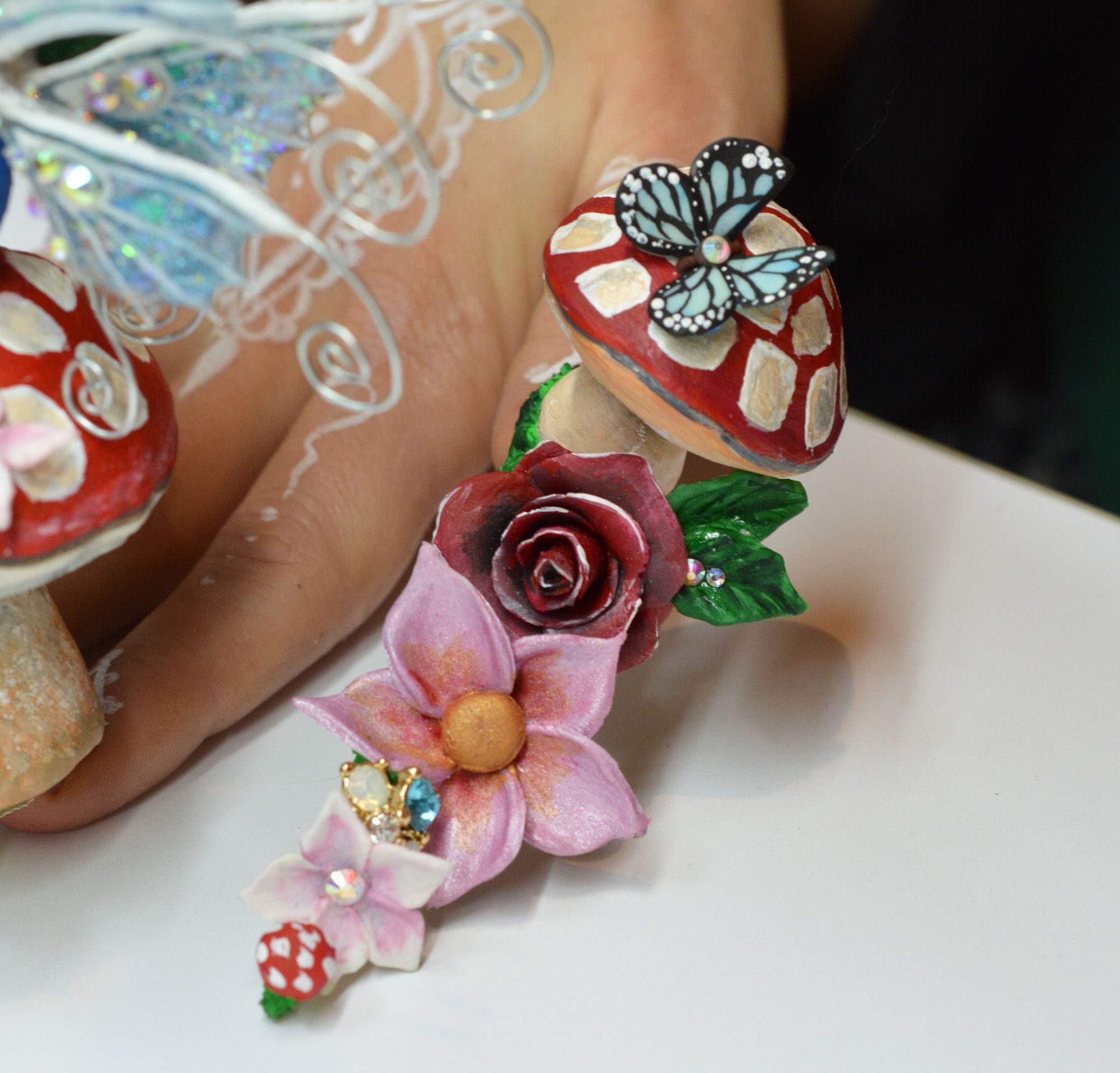 Celina | Top nail, Nails magazine and Acrylic nail art