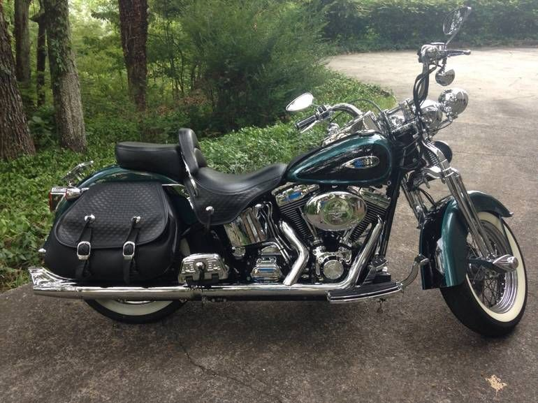 Click For More Photos Harley Davidson Heritage Springer 2001 Motorcycles For Sale New Us Harley Davidson Motorcycles For Sale Harley Davidson Motorcycles