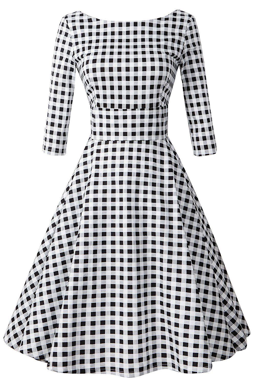 c2e3365910e 1960s Style Dresses- Retro Inspired Fashion in 2019   1960s Fashion ...