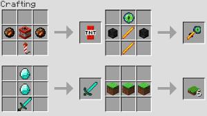 Pin By Niemand On майнкрафт Minecraft Crafting Recipes Crafting Recipes Minecraft Crafts