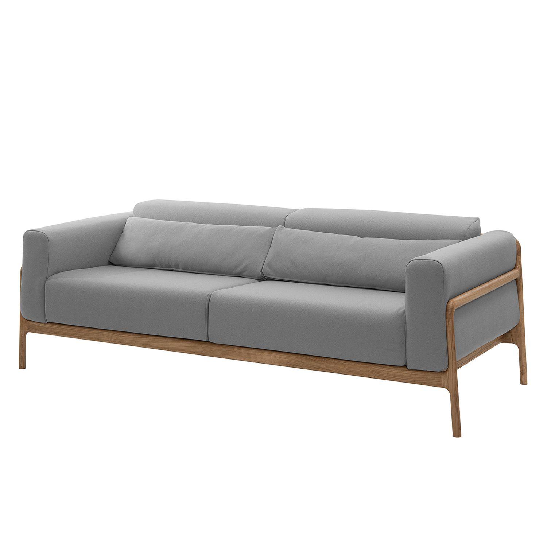 Sofa Fawn 3 Sitzer Webstoff Sofa Sofas 3 Sitzer Sofa