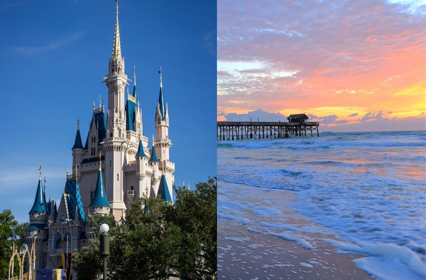 THE FIVE CLOSEST BEACHES TO DISNEY WORLD: AWESOME THINGS ...