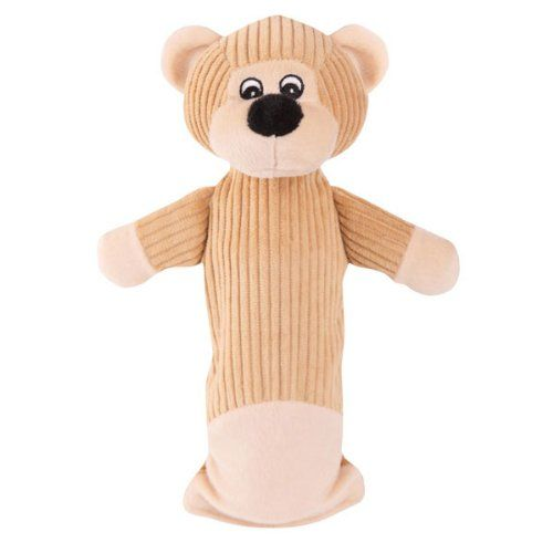 Grriggles Bottleby Dog Toy Bear 12inch Want Additional Info